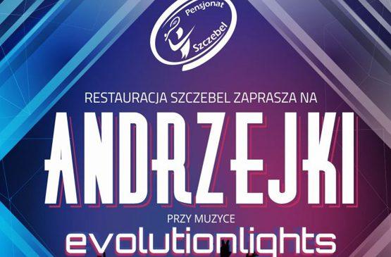 Zabawa Andrzejkowa 2019 w Pensjonacie Szczebel z evolutionlights