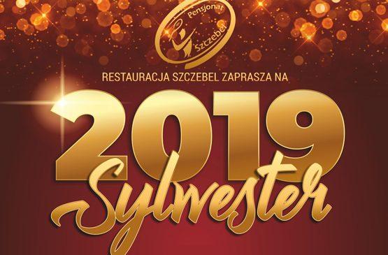 Zabawa Sylwestrowa 2020 w Pensjonacie SZCZEBEL!